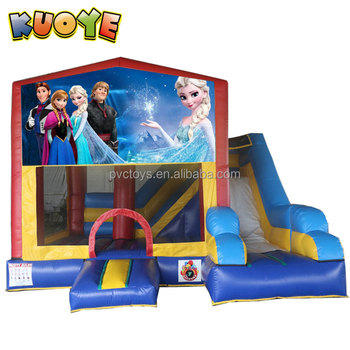Jumping bouncy castle bounce house bouncer slide game giant inflatable combo