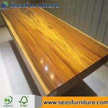 rubberwood dining table