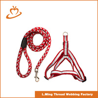Material is qualitative soft dog leashes and collars