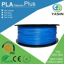 45 different Color option Filament plastic Rods 1.75mm 3.0mm ABS/PLA 3d Printing filament