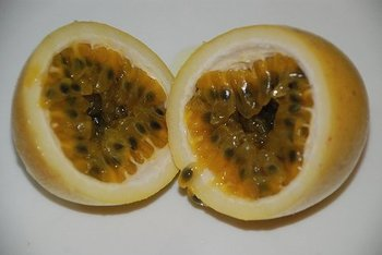 Yellow Passion Fruit (Maracuya)