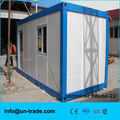 1 or 2 bed rooms container house
