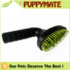 2016 Animal deshedding tool eco friendly felt rubber pet brush, dog grooming, dog brush