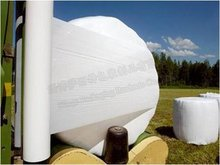 Blown LLDPE silage wrap/forage stretch film/hay bale wrapping film
