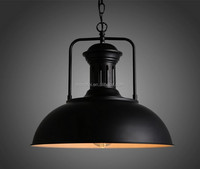 Edison bulb vintage wall lamp for escape-gaming room decoration glass kitchen pendant lights