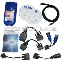NEXIQ 125032 USB Link + Software Diesel Truck Diagnose Interface