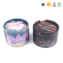 Rigid Cardboard Round Tube Gift Packaging Boxes Wholesale