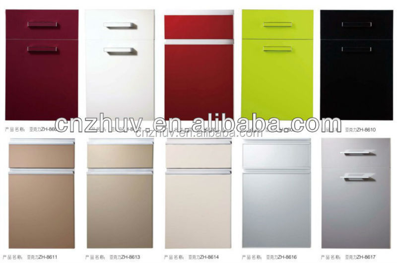 White Pvc Laminate Kitchen Cabinet Door   Buy Laminate Door,High Quality Kitchen  Cabinet Door,White Pvc Kitchen Cabinet Door Product On Alibaba.com