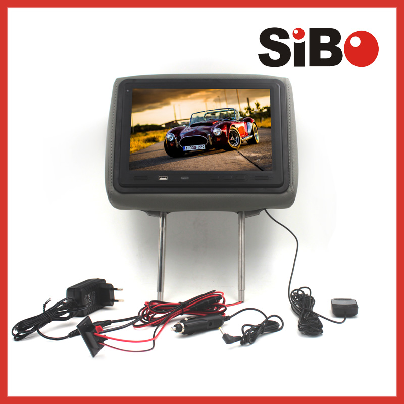 10 Inch Android OS Car Headrest Monitor With Customized Advertising Software