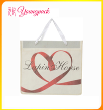 Wholesale high quality cheap printed paper bag