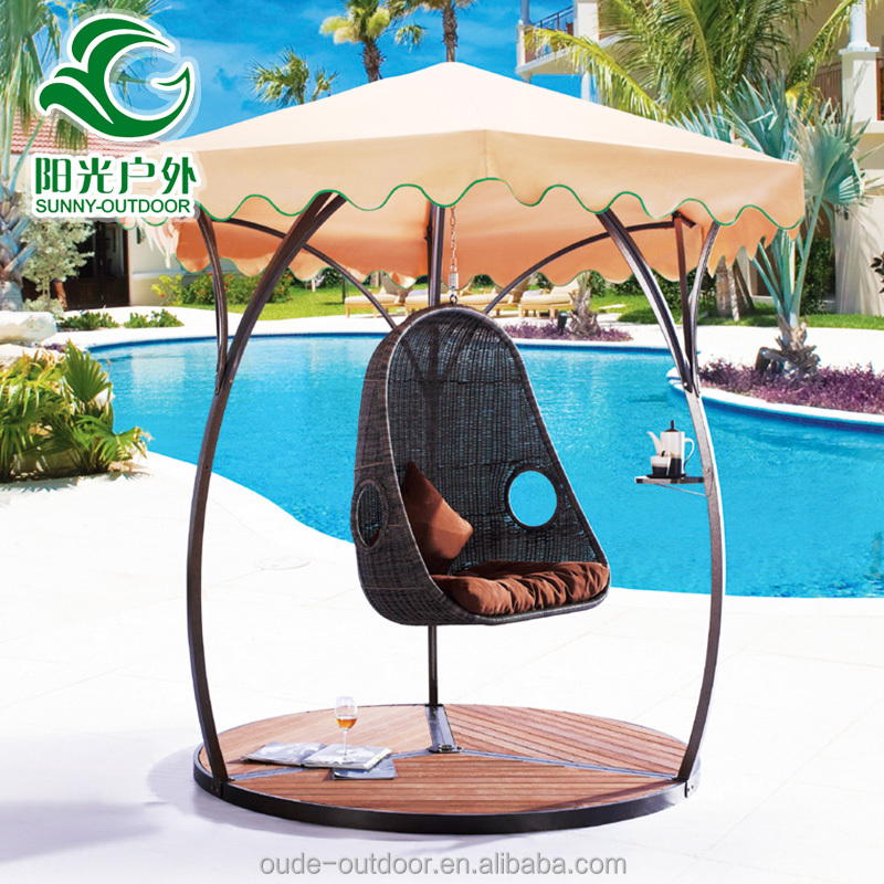 Reasonable price balcony beach bird nest swing chairs for the dacha