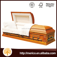 HOPE Wood Casket with best factory price