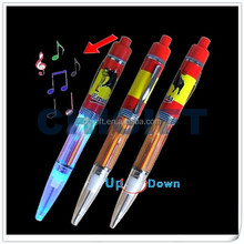 Gift Items Neon Light Pen with Music