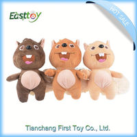 cut deer push toy doll custom plush toy cut