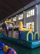 most popular inflatable obstacle course for adult