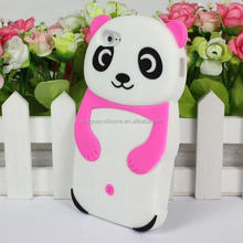 2017 the most unique cartoon logo silicone mobile phone shell