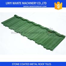 Competitive High Quality Colorful Stone Coated Roofing Shingles With Discount