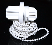 roller blind chain connector,roman blind components,roman shade parts,clutch