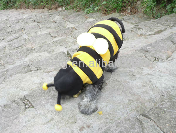 """Little Bee"" Dogs Clothes, Dog Grooming Equipment, High Quality Pet Wear 1/3"