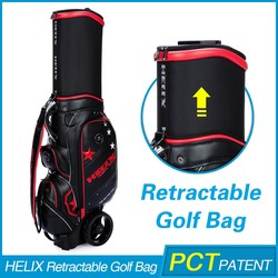 HELIX Waterproof golf bag with speakers With High Quality