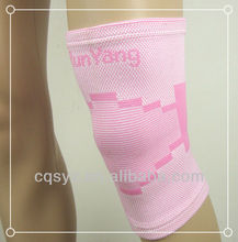 Knitted design pro sport knee support