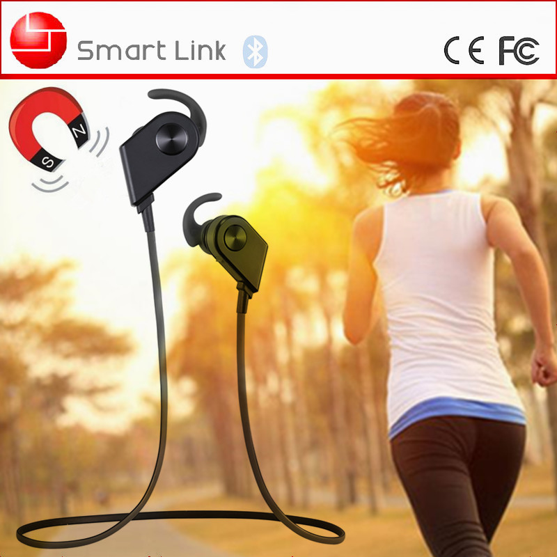2016 NEWEST Magnetic bluetooth headphone earbuds earphone for sports smartphone music