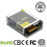 Free sample 100W 5V 20A Single Output switching power supply led driver