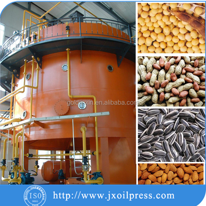 Groundnut sunflower seed and soybean oil solvent extraction from China with best price