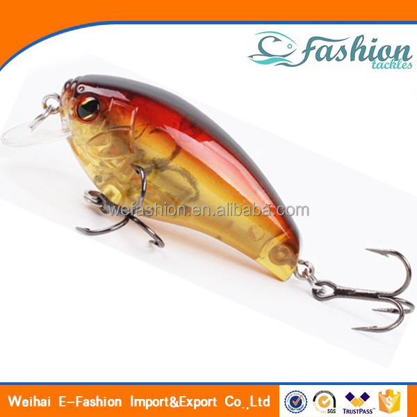 Good Quality China Fish Lure Eyes 56mm 11.4g Fishing Artificial Bait