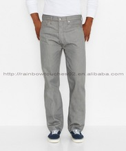 silver fancy skinny wholesale price brands cotton touch jeans