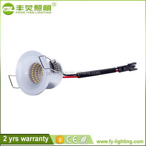 High quality 1 watt 1w mini cob downlight led,1 watt recessed led mini downlight mini spot light