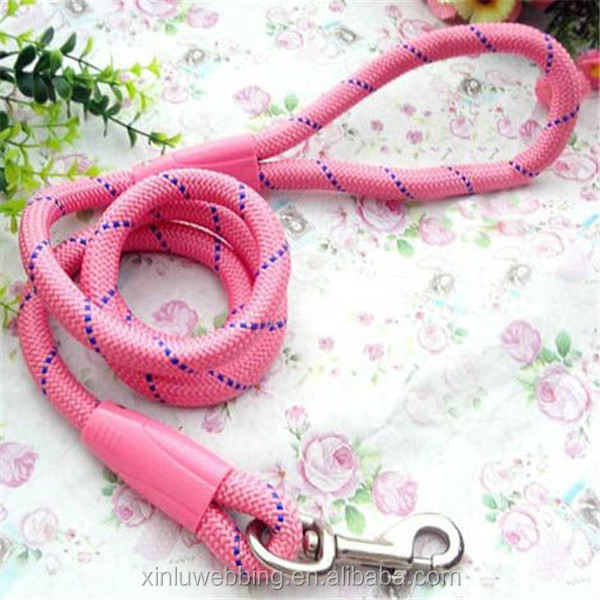 Long Fashion High Quality PET Rope with Safety Hook