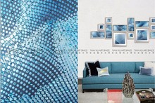 Blue stereo dyking wall decor 5d diamond painting picture 3d