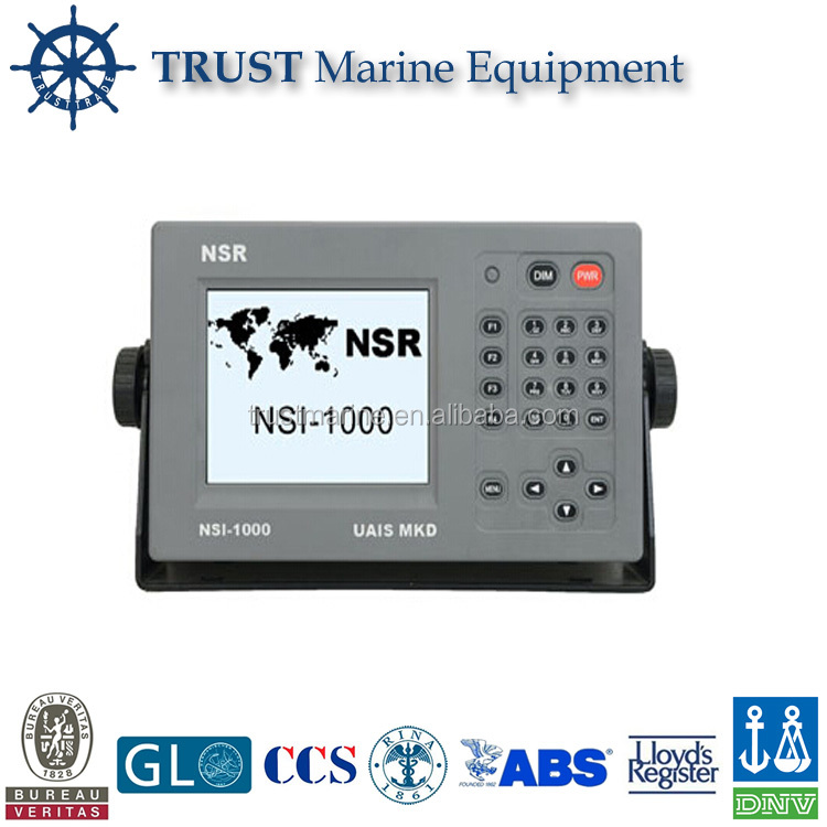 Marine class A automatic identification system AIS