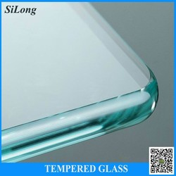 6mm toughened glass prices and custom cut tempered glass