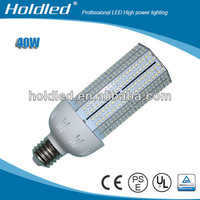 UL approved led e39 replace HPS HID MHL china new innovative product 40w ul led corn bulb