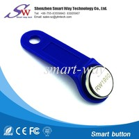 Security Protection Door Login Smart Key