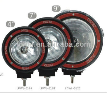 "4"" 7"" 9"" Driving Spotlight,hid spotlight,hid car spotlights"