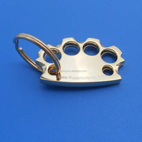 Blank Zamak Gold Beer Opener Dog