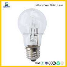 RoHS CE UL certified halogen lamp halogen lamp 220v 300w clear glass halogen lamp cover