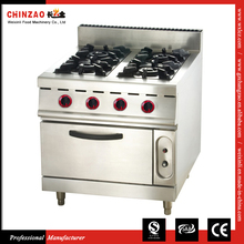 Wholesale Price High Quality 4 Burner Gas Cooker With Oven