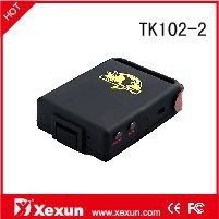 TK102-2 gps tracker google map link voice monitoring ARM processor stable and fast bicycle tracker