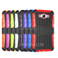 pc+silicon shockproof kickstand case for sumsung galaxy notes 2 T989,for sumsung galaxy s2 T989 hybrid combo case