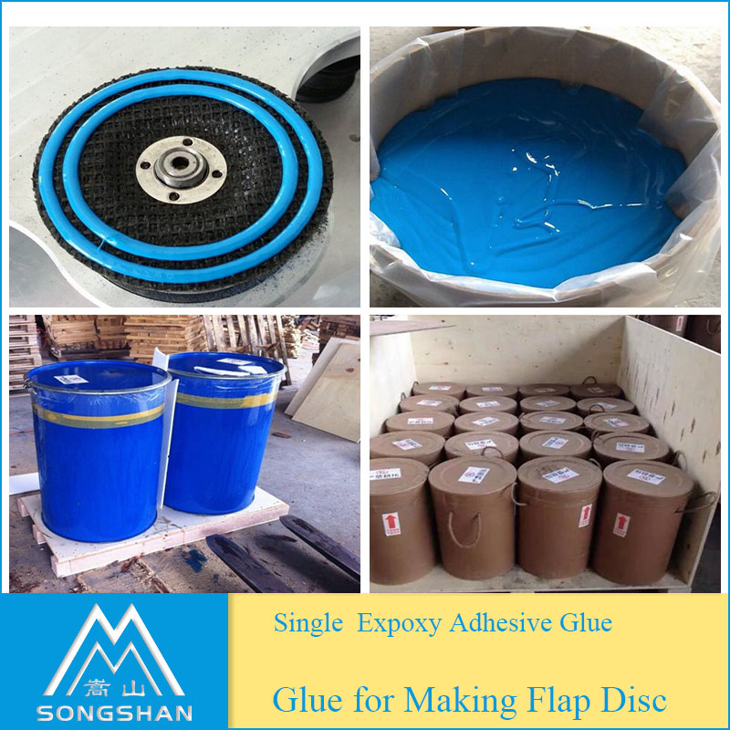 Factory good performance adhesive epoxy glue for flap disc production