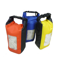 New design waterproof phone bag beach dry small pouch for accessories