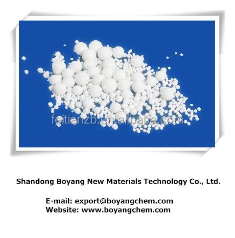 high quality and best price Activated alumina for fluorine remover