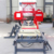 NEWEEK sawing size adjustable horizontal wood cutting band sawmill
