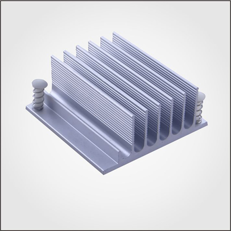 China aluminum heat sink,aluminum profile heat sink for industry use