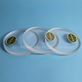 heat resistant pyrex boiler sight glass disc