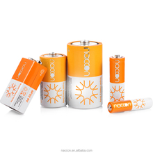 D Size and Zinc Carbon Battery Type R20 size d dry cell battery